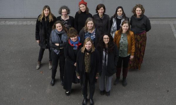 IFM Collective am Samstag, 09. Februar 2019 in Basel. © Photo Dominik Plüss